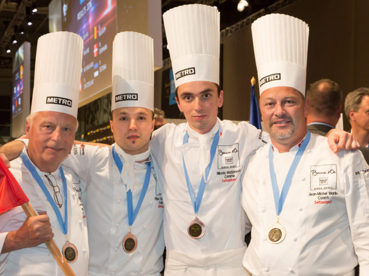 Bocuse d'Or Europe Budapest
